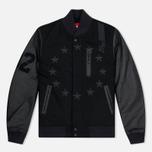 Мужская куртка бомбер Nike Air Destroyer Black/Black фото- 0