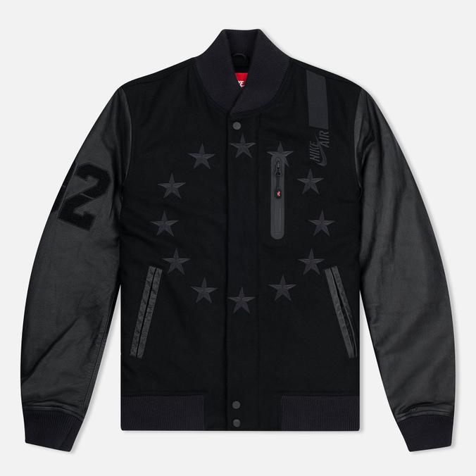 Мужская куртка бомбер Nike Air Destroyer Black/Black