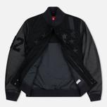 Мужская куртка бомбер Nike Air Destroyer Black/Black фото- 2