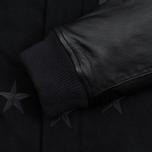 Мужская куртка бомбер Nike Air Destroyer Black/Black фото- 3