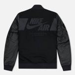 Мужская куртка бомбер Nike Air Destroyer Black/Black фото- 4