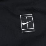 Мужская куртка бомбер Nike Court MA-1 Black/White фото- 3
