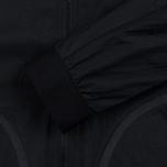 Мужская куртка бомбер Nike Court MA-1 Black/White фото- 5