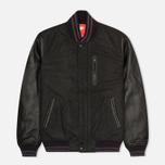 Мужская куртка бомбер Nike Destroyer Black/Heather/Obsidian фото- 0