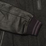 Мужская куртка бомбер Nike Destroyer Black/Heather/Obsidian фото- 5