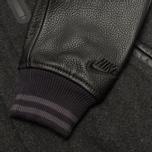Мужская куртка бомбер Nike Destroyer Black/Heather/Obsidian фото- 6