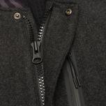 Мужская куртка бомбер Nike Destroyer Black/Heather/Obsidian фото- 3