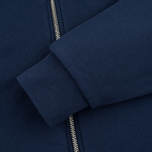 Norse Projects Arnold Dry Cotton Men's Bomber Navy photo- 2