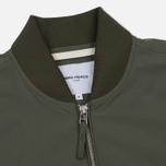 Мужская куртка бомбер Norse Projects Ryan Crisp Cotton Dried Olive фото- 1