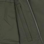 Мужская куртка бомбер Norse Projects Ryan Crisp Cotton Dried Olive фото- 3