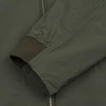 Мужская куртка бомбер Norse Projects Ryan Crisp Cotton Dried Olive фото- 5