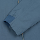 Мужская куртка бомбер Norse Projects Ryan Crisp Cotton Marginal Blue фото- 4