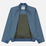 Мужская куртка бомбер Norse Projects Ryan Crisp Cotton Marginal Blue фото- 2