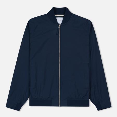 Мужская куртка бомбер Norse Projects Ryan Crisp Cotton Navy