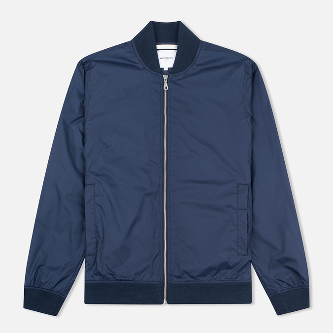 Мужская куртка бомбер Norse Projects Ryan Light Ripstop Navy