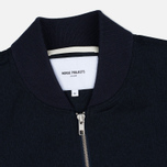 Мужская куртка бомбер Norse Projects Ryan Melange Ripstop Indigo фото- 1