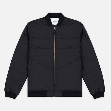 Norse Projects Ryan Padded Men's Bomber Charcoal