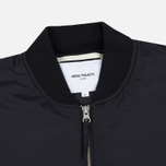 Norse Projects Ryan Padded Men's Bomber Charcoal photo- 2
