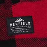 Мужская куртка бомбер Penfield Glendale Buffalo Plaid Red/Black фото- 4