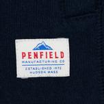 Мужская куртка бомбер Penfield Massac Chenille Navy фото- 5
