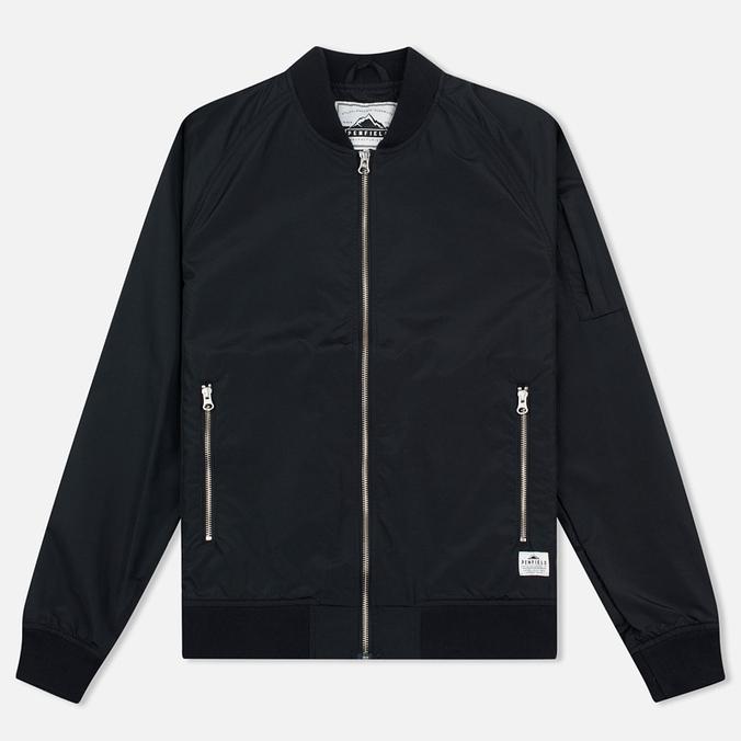 Мужская куртка бомбер Penfield Okenfield Black