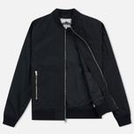 Мужская куртка бомбер Penfield Okenfield Black фото- 2