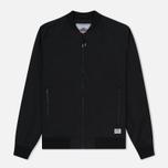 Мужская куртка бомбер Penfield Okenfield Nylon Black фото- 0