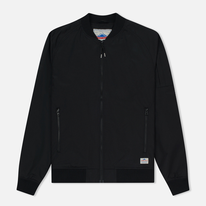 Мужская куртка бомбер Penfield Okenfield Nylon Black