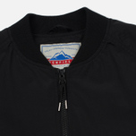 Мужская куртка бомбер Penfield Okenfield Nylon Black фото- 2