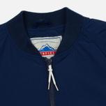 Мужская куртка бомбер Penfield Okenfield Nylon Blueprint фото- 2