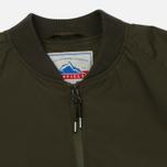 Мужская куртка бомбер Penfield Okenfield Nylon Olive фото- 2