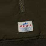 Мужская куртка бомбер Penfield Okenfield Nylon Olive фото- 5