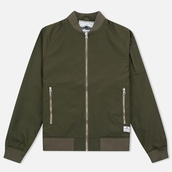 Мужская куртка бомбер Penfield Okenfield Olive