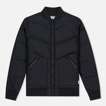 Мужская куртка бомбер Penfield Vanleer Down Insulated Black