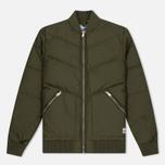 Мужская куртка бомбер Penfield Vanleer Down Insulated Olive фото- 0
