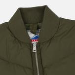 Мужская куртка бомбер Penfield Vanleer Down Insulated Olive фото- 1