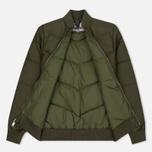 Мужская куртка бомбер Penfield Vanleer Down Insulated Olive фото- 2