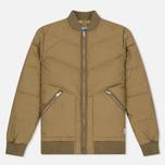 Мужская куртка бомбер Penfield Vanleer Down Insulated Tan фото- 0