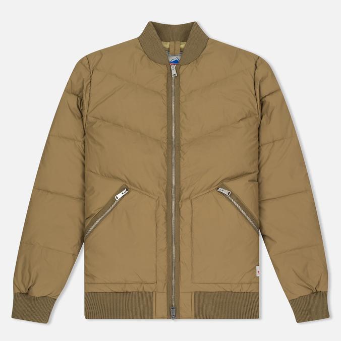 Мужская куртка бомбер Penfield Vanleer Down Insulated Tan