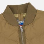 Мужская куртка бомбер Penfield Vanleer Down Insulated Tan фото- 1