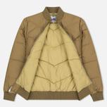 Мужская куртка бомбер Penfield Vanleer Down Insulated Tan фото- 2