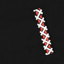 Мужская куртка бомбер Puma x JAHNKOY Reversible Black/White фото- 4