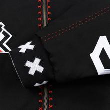 Мужская куртка бомбер Puma x JAHNKOY Reversible Black/White фото- 5