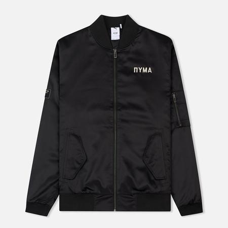 Мужская куртка бомбер Puma x OUTLAW Moscow Zip-Up Black