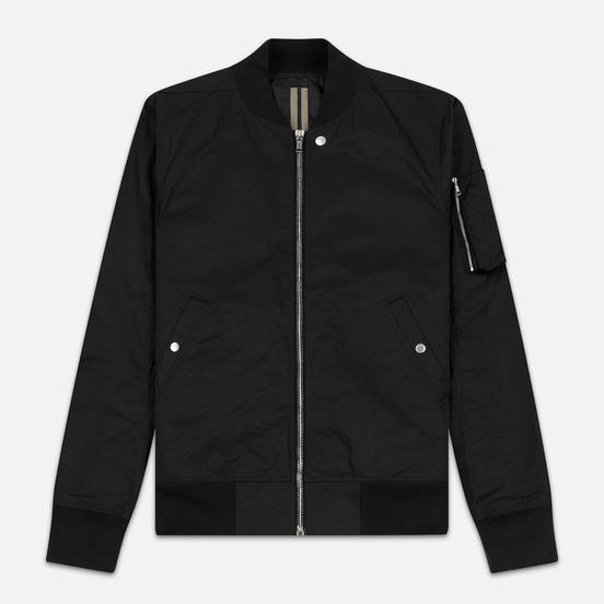 Мужская куртка бомбер Rick Owens DRKSHDW Flight Padded Black