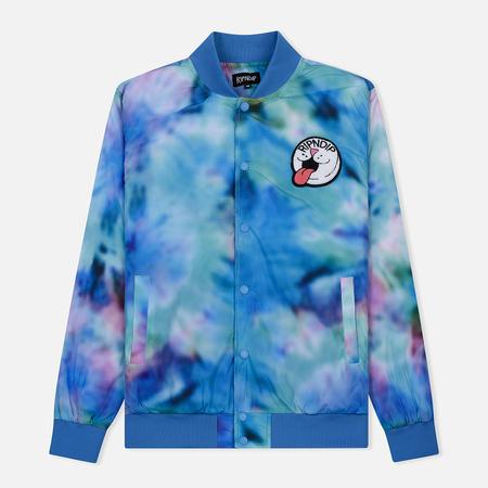 Мужская куртка бомбер RIPNDIP Pill Varsity Tie Dye