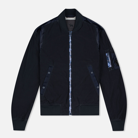 Spiewak JFK MA-1 Packable Jacket Deep Sea