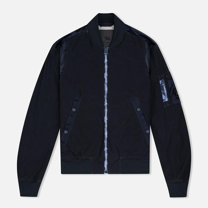 Мужская куртка бомбер Spiewak JFK MA-1 Packable Deep Sea