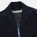 Мужская куртка бомбер Spiewak JFK MA-1 Packable Deep Sea фото- 2