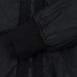 Мужская куртка бомбер Stone Island Garment Dyed Crinkle Reps NY Black фото- 3